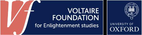 Voltaire Foundation - for Enlightenment studies