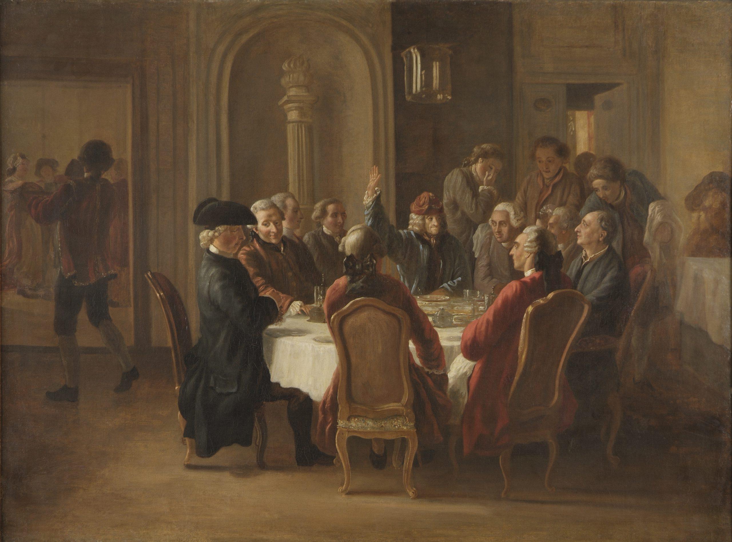 Diner de philosophes