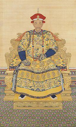 Kangxi (1654-1722) (The Palace Museum, Beijing)
