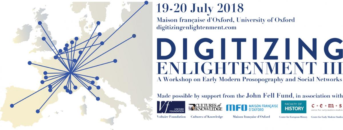 Digitizing Enlightenment