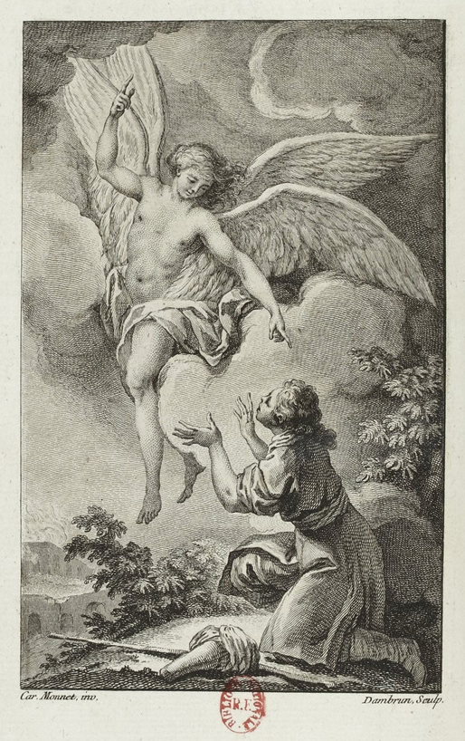 L'ange cria à Zadig