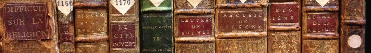 Clandestine manuscripts at the Mazarine library
