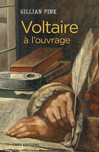 Gillian Pink, Voltaire à l'Ouvrage