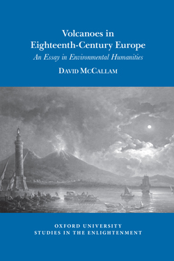 Oxford University Studies on the Enlightenment book cover July 2019