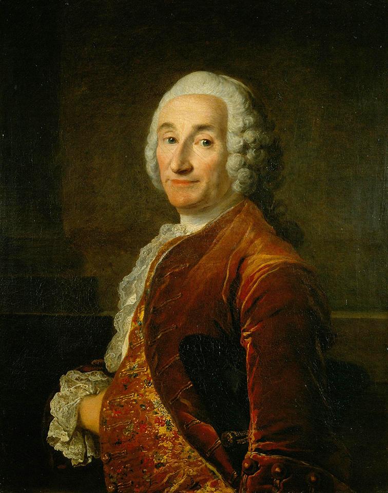 duc de Richelieu, by Louis Toqué