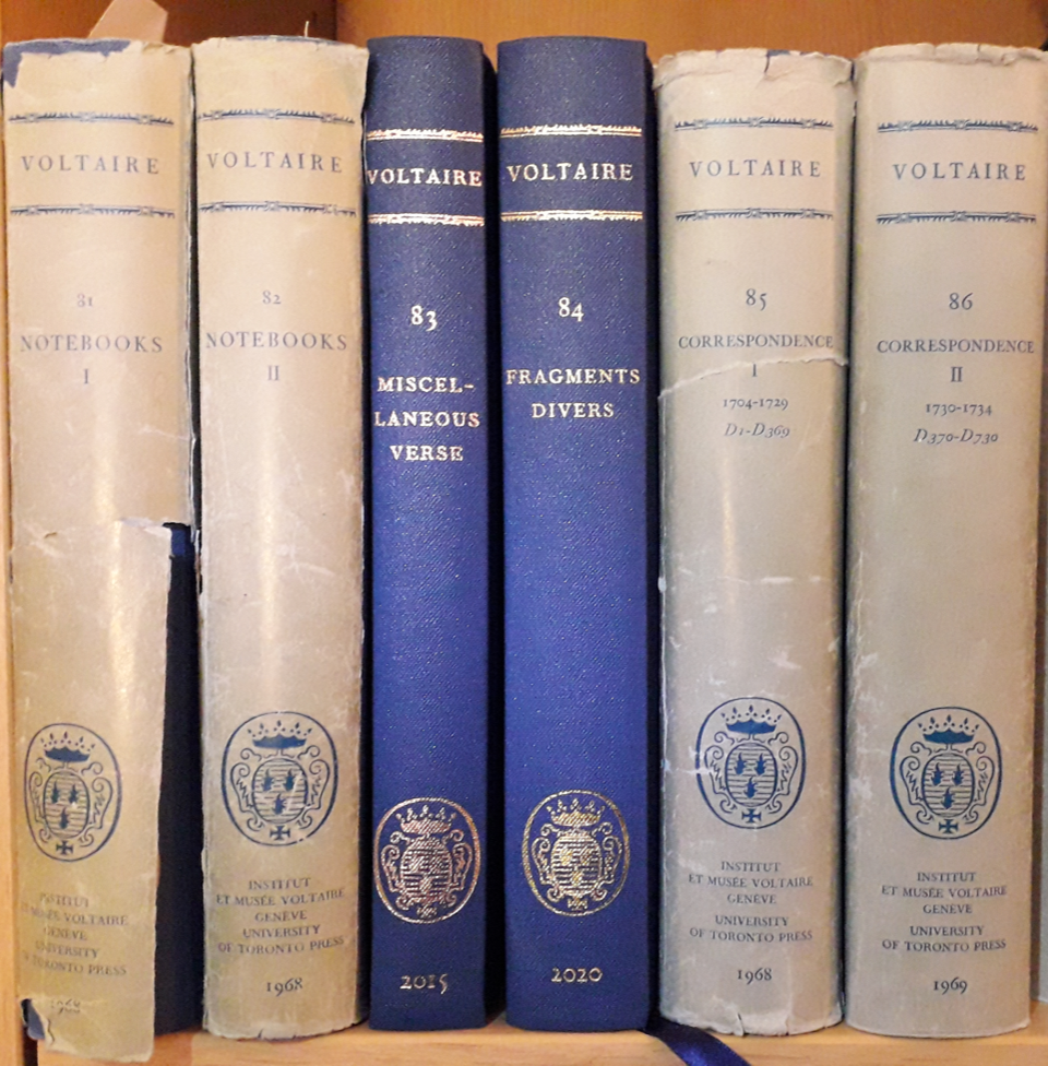 Complete Works of Voltaire 84