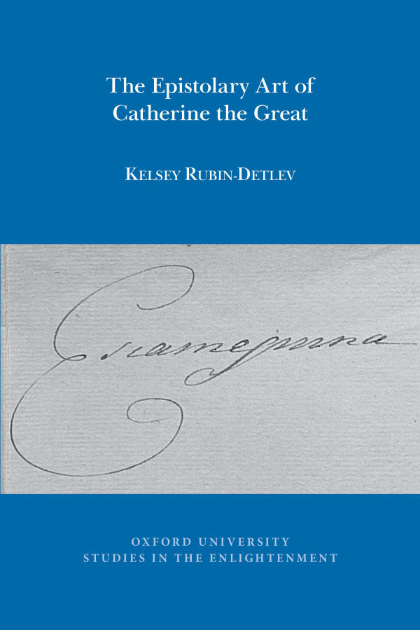 The Epistolary art of Catherine the Great