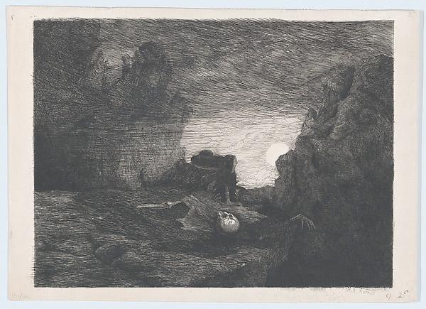 Death, by Aufray de Roc Bhian