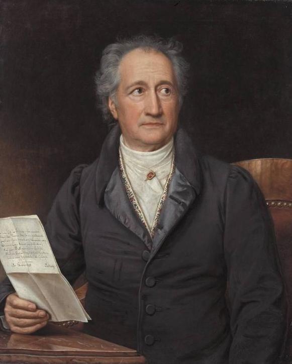 Johann Wolfgang vonGoethe