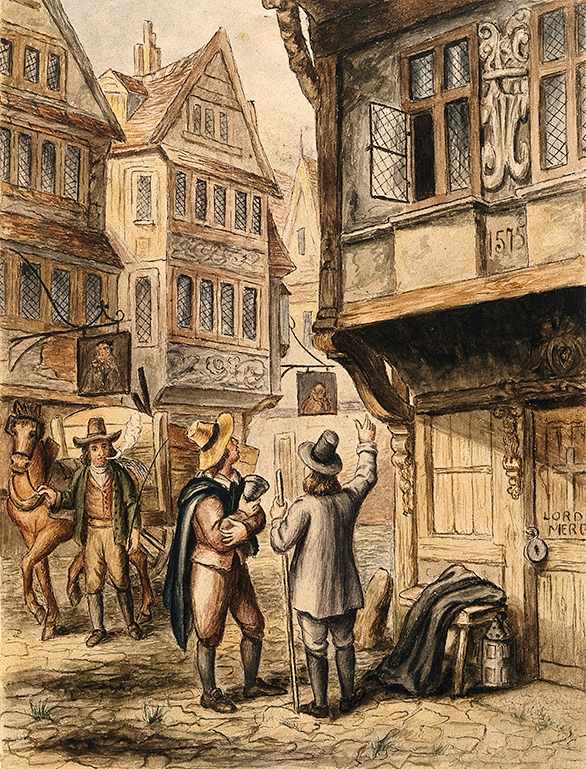 Claire Turner 17th-century plague of London