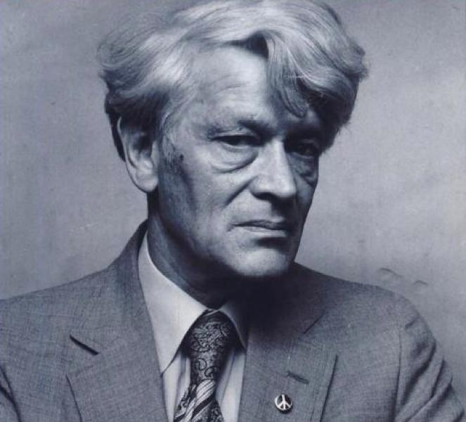 E.P. Thompson (1924-1993).