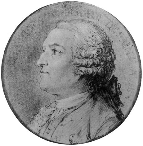 Charles-Germain de Saint-Aubin