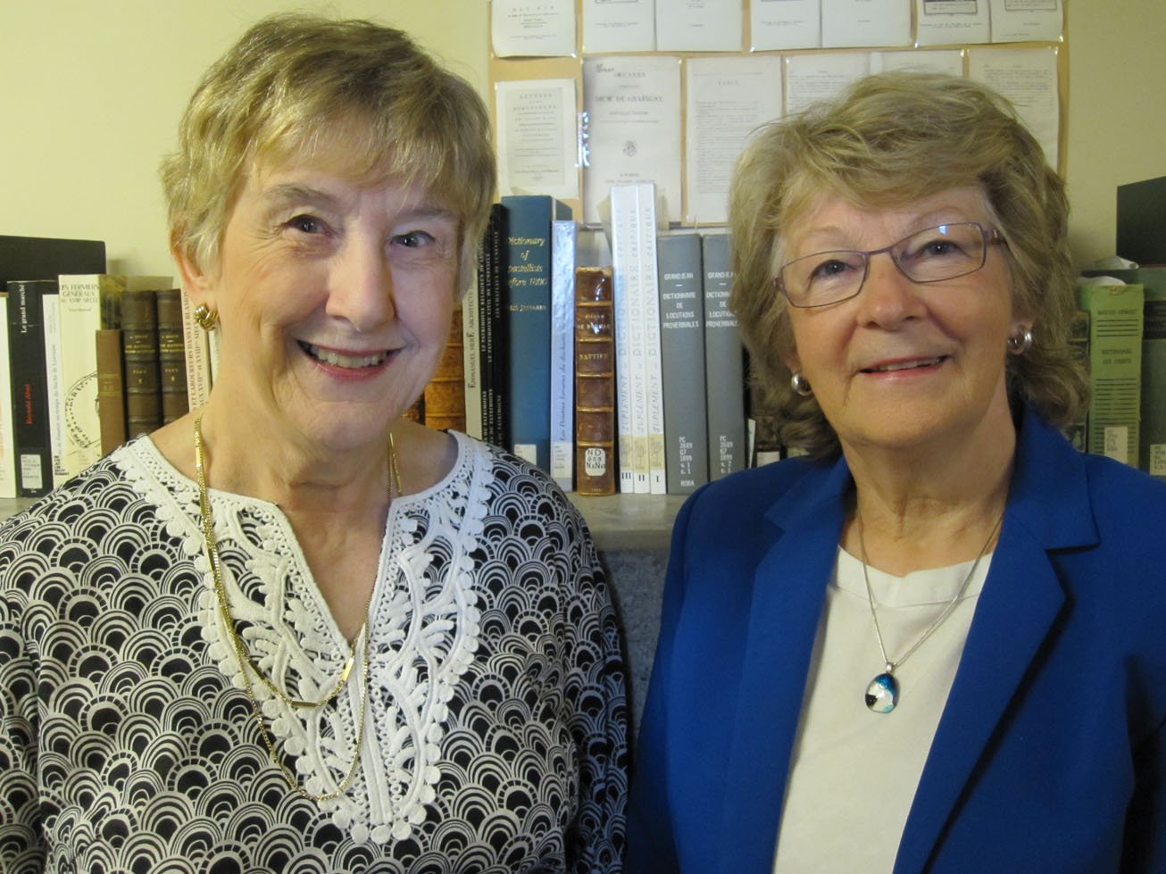 Dorothy P. Arthur and Diane Beelen Woody