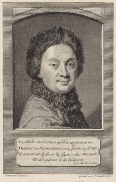 Pierre Louis Moreau de Maupertuis (1698-1759). Source gallica.bnf.fr / Bibliothèque nationale de France